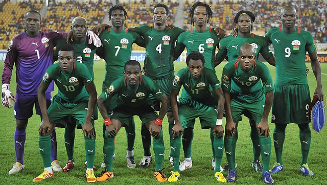 Burkina Faso finished 3rd at the just concluded AFCON 2017