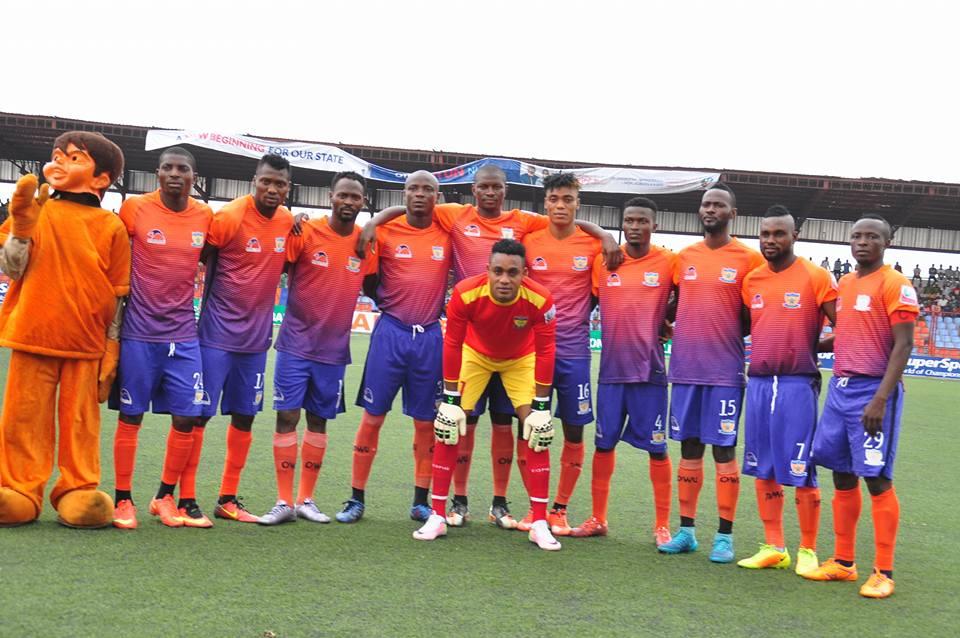 Sunshine Stars FC of Akure