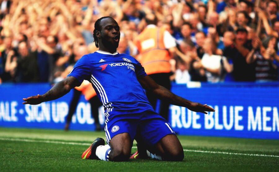 Moses has been very consistent all season for Chelsea