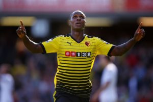 Odion Ighalo scored 20 goals last season at Watford