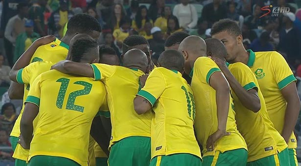 Bafana Bafana of South Africa are without a coach at the moment