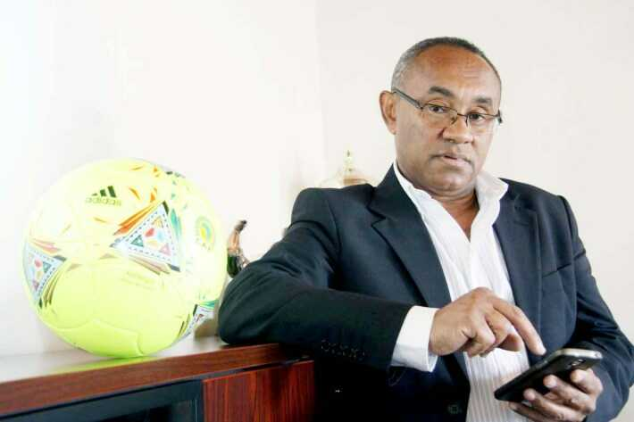 Madagascar FA Boss, Ahmad Ahmad challenges Issa Hayatou in March CAF elections