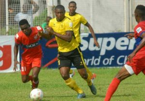 Wikki Tourists no longer have the services of Godwin Obaje who was league top scorer last season