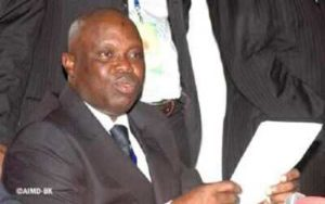 Anjorin Moucharafou, Beninoise FA President and candidate in the CAF Executive elections