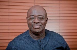 NFF 1st Vice President, Seyi Akinwunmi