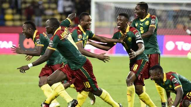 Cameroon are African Champions for the 5th time