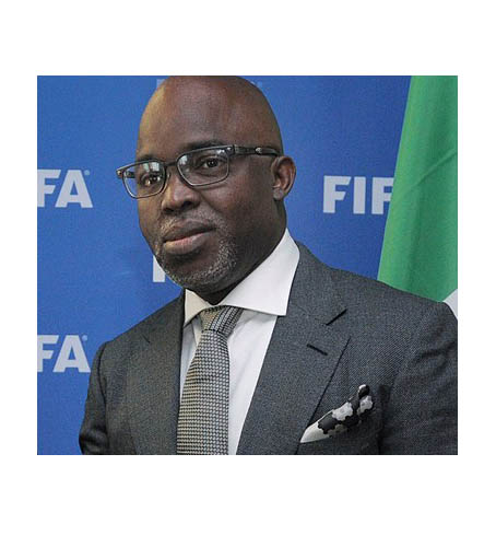 Sports My Plans For Nigeria as CAF Executive - Pinnick