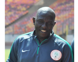 Patrick Pascal, Super Eagles Team Coordinator