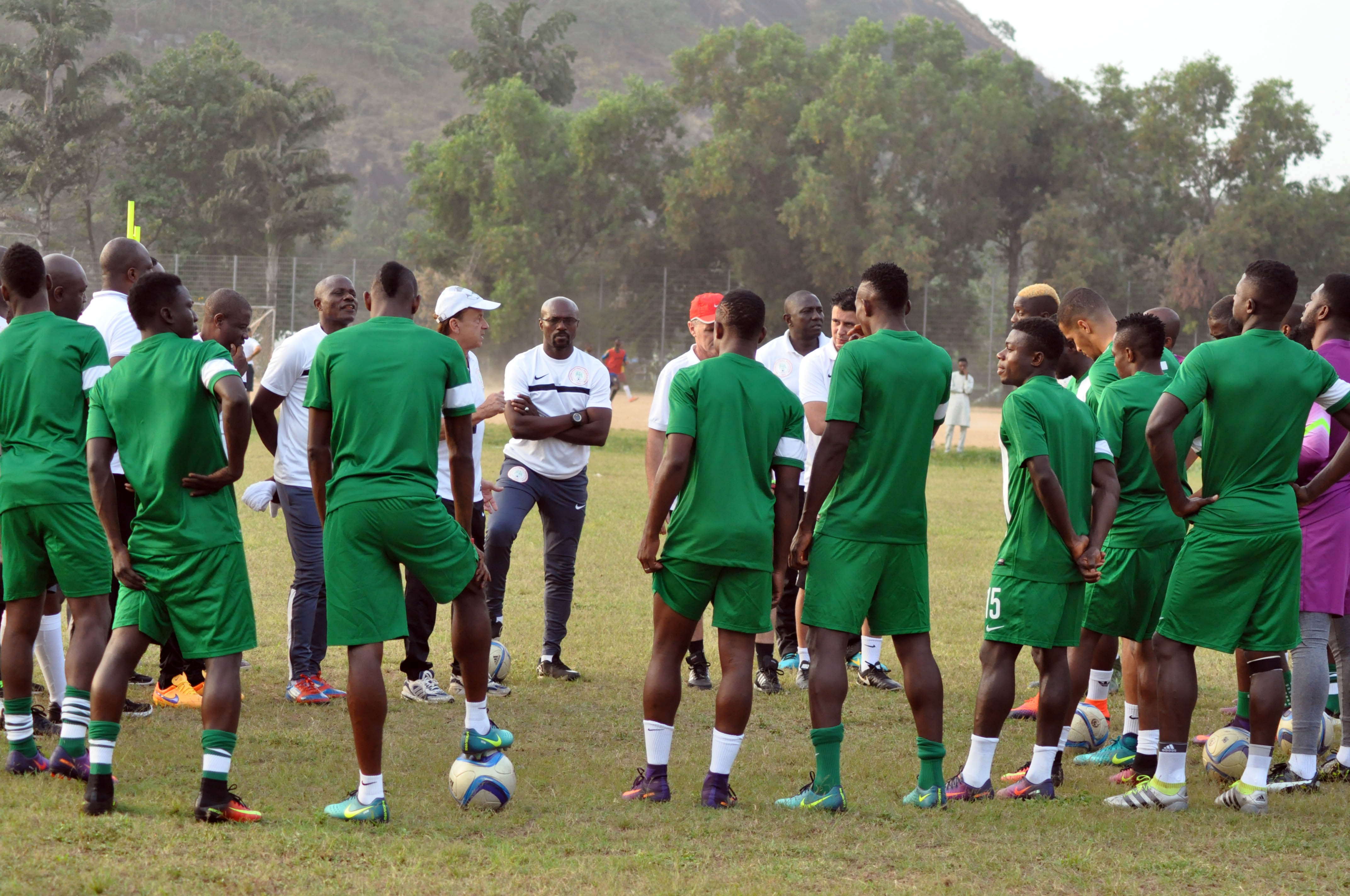 Super Eagles Stars Frustrated By Burkina Faso Friendly Cancellation