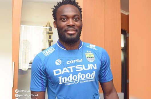 Michael Essien has played for Lyon, Bastia, Chelsea and AC Milan
