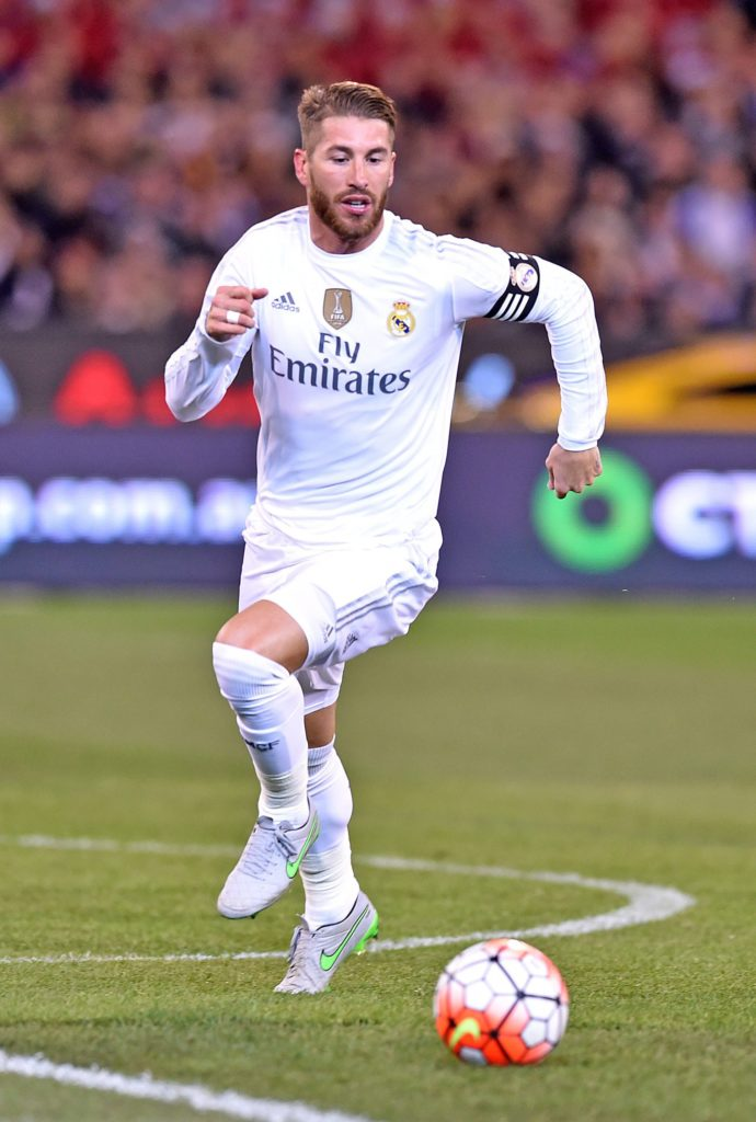 Real Madrid CF, Sergio Ramos