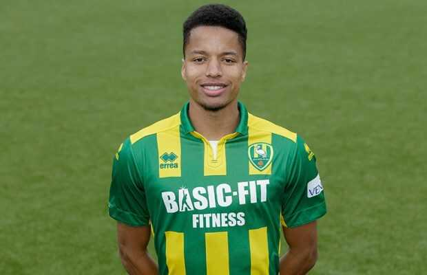 Tyrone Ebuehi has featured 19 times for ADO den Haag in the Eredivisie this season