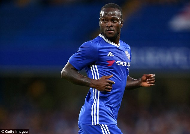 Victor Moses has shown so much impact this season under Italian, Antonio Conte