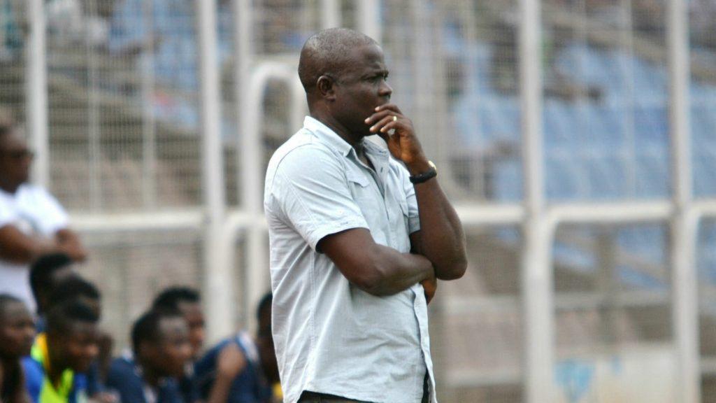 Enyimba FC Manager, Gbenga Ogunbote