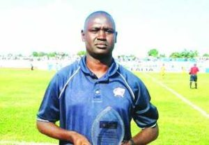 Kabiru Dogo Suleiman is the Head Coach of NPFL Side, Nasarawa United