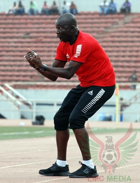 Coach Chukwuma Agbo to lead Rangers to Zambia