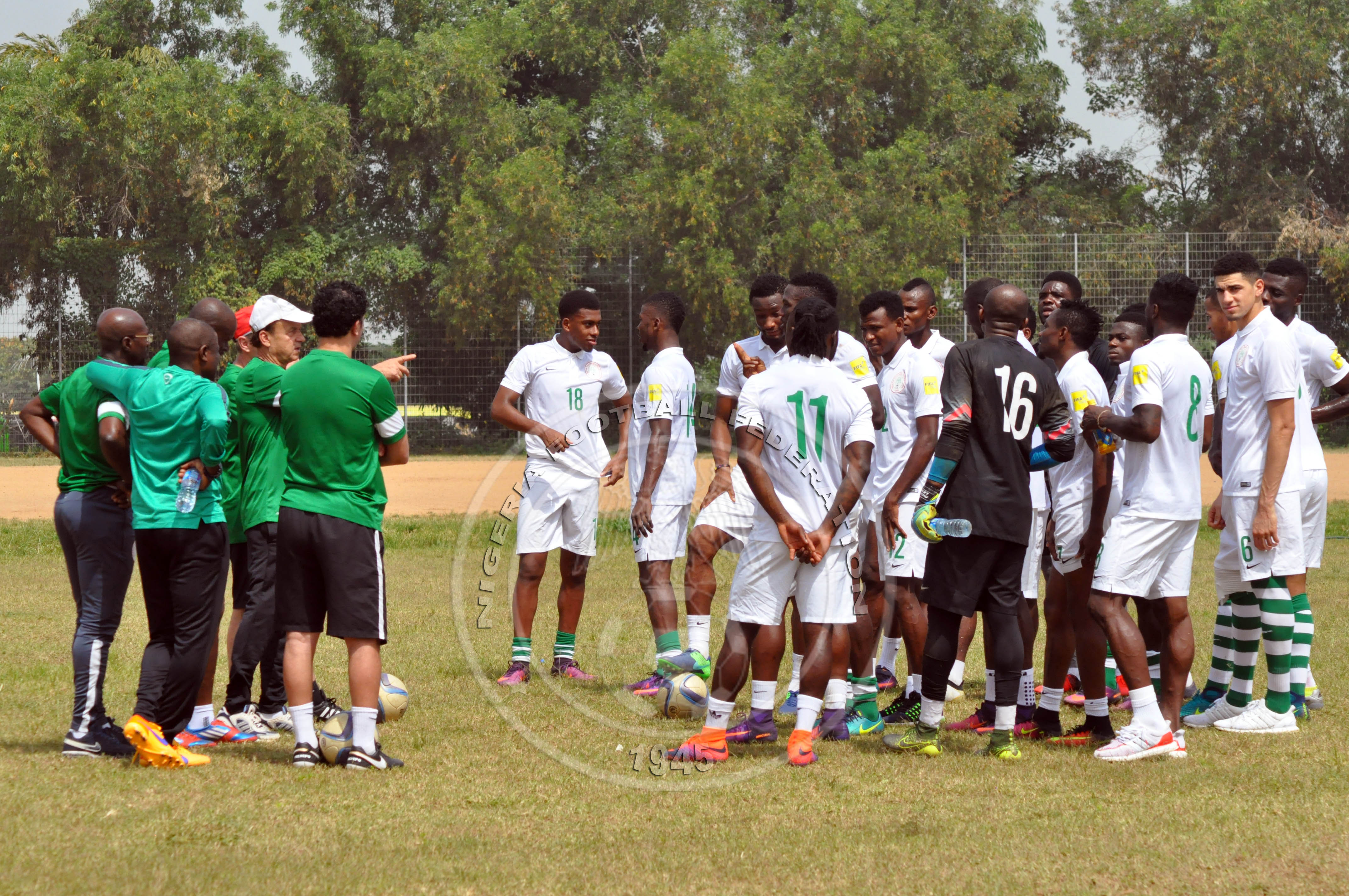 Eagles move one place up — Federation Internationale de Football Association ranking