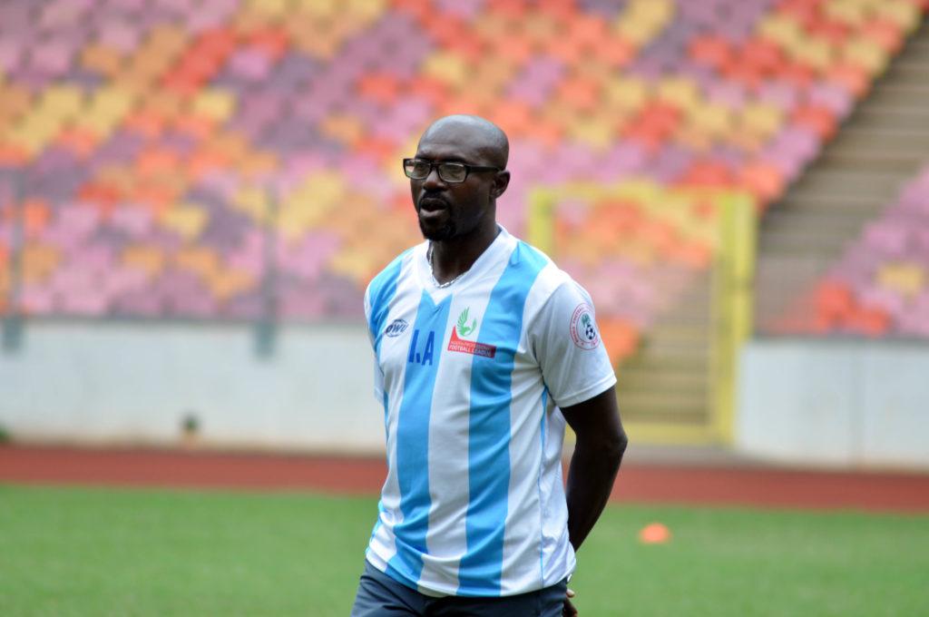 Imama Amapakabo, Coach of Enugu Rangers