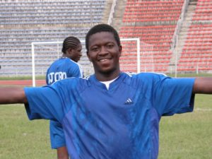 Ezeji's remarkable career saw him play for 20 solid seasons in the NPFL