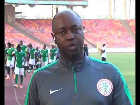 Toyin Ibitoye, Super Eagles Media officer