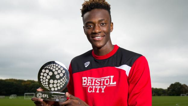 Chelsea striker Tammy Abraham unsure of where he will play next season