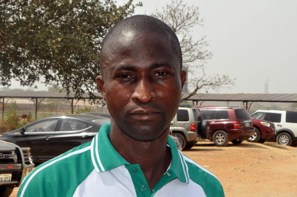 Gbenga Okunnowo AOIFootball Pix