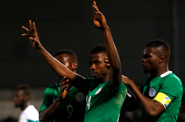 Iheanacho saves Super Eagles from Corsica defeat, as Odey, Onyekuru debuts