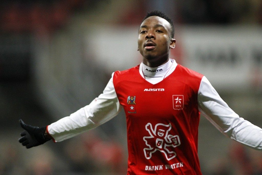 Kelechi Nwakali was awarded Arsenal's best loaned out player in the 2016/2017 He played for MVV Maastricht in the Dutch Jupiler League