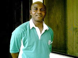 Nduka Ugbade was captain of the Nigeria U17 team that conquered the world in 1985.