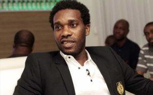 Jay Jay Okocha, was a former Super Eagles captain