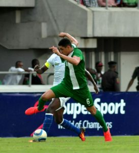Balogun is back from a cheek injury