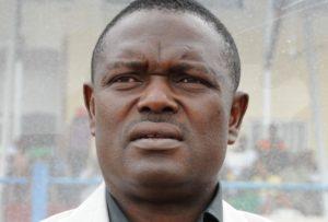 Rivers United coach Stanley Eguma