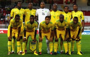Bafana Bafana of South Africa