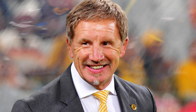 Safa confirms Stuart Baxter as Bafana Bafana's new coach
