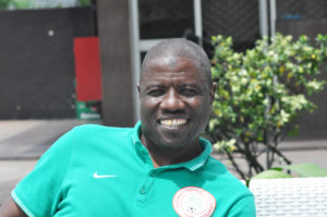 Super Eagles Chief Coach, Salisu Yusuf