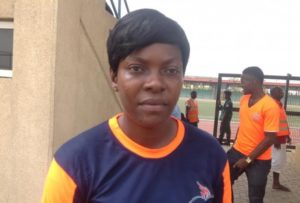 Ajuma Otache is a former Super Falcons player
