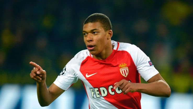 Monaco eager for Mbappe to stay amid Madrid links