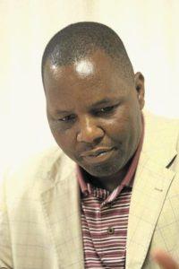 SAFA's Media Chief, Dominic Chimhavi