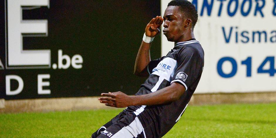 Onyekuru scored 24 goals in Belgian top flight