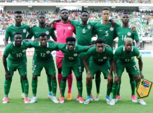 Super Eagles lost 0-2 to South Africa on Saturday