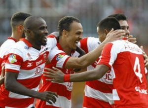Odemwingie now plays in the Indonesian League for Madura United