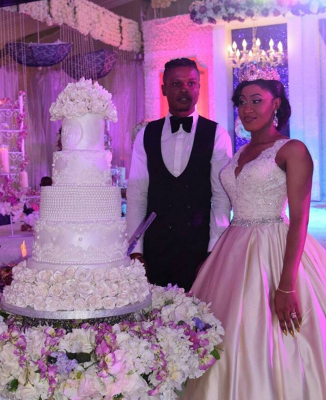 Mikel Agu wedded his wife Henrietta on Saturday 17th June 2017 in Asaba