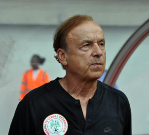 Coach Rohr says he never thought of quitting as Eagles coach
