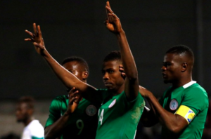 6 goals in 10 appearances for the Super Eagles isn't bad afterall