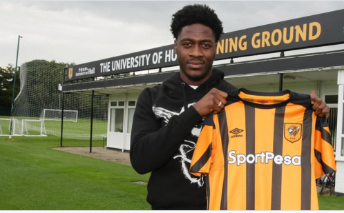 Hull City off the mark in transfer market