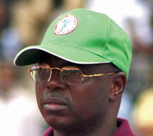 Former NFF President Sani Lulu Abdullahi