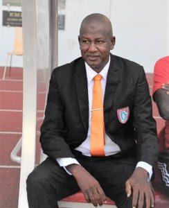 Akwa United coach, Abdul Maikaba
