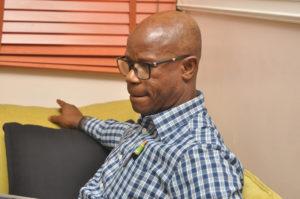 Mutiu Adepoju, former Super Eagles captain