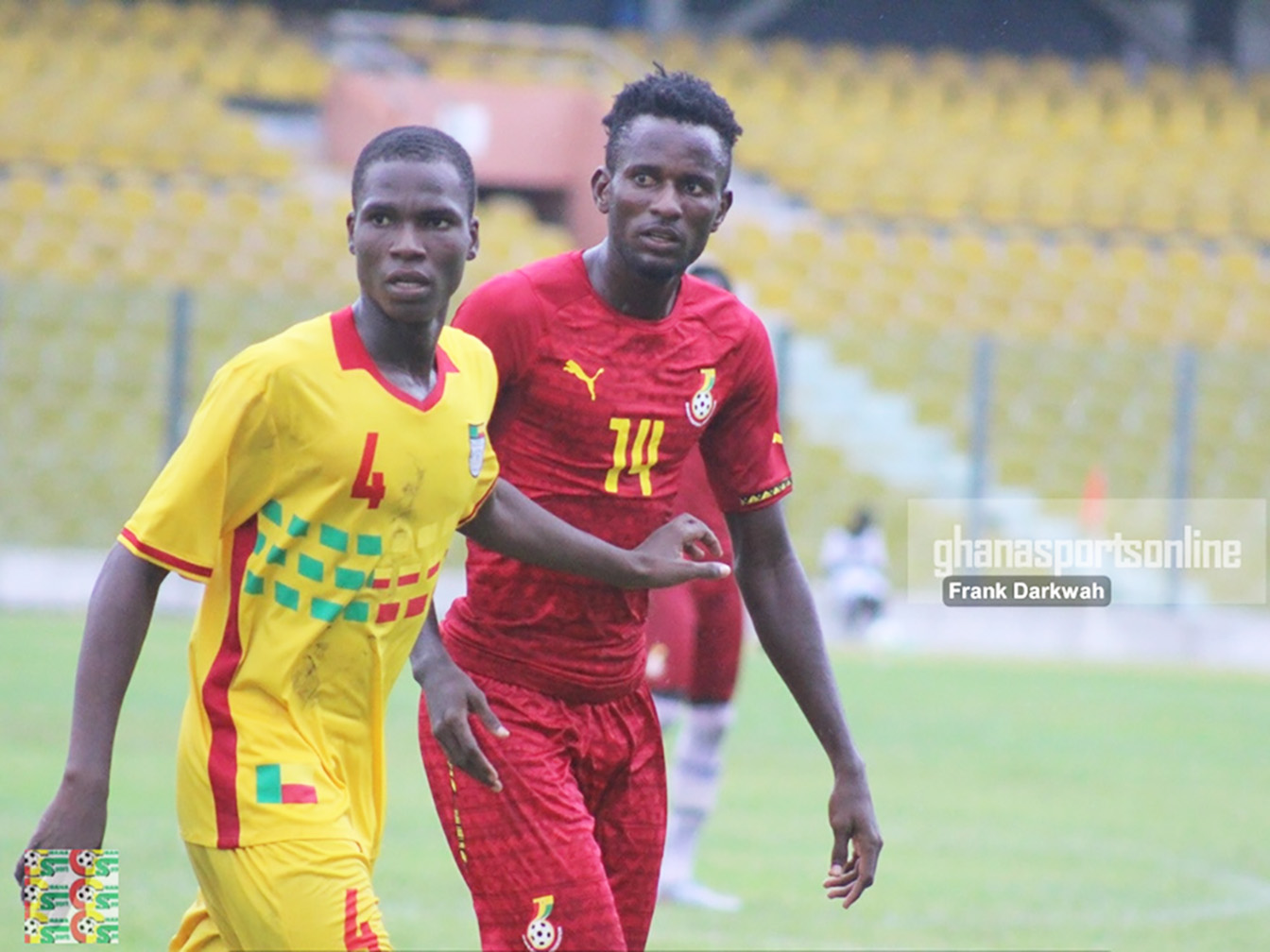 WAFU Cup of Nations: Stephen Sarfo wins Man of the Match