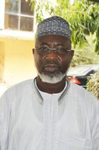 NFF Scribe, Dr. Sanusi Mohammed